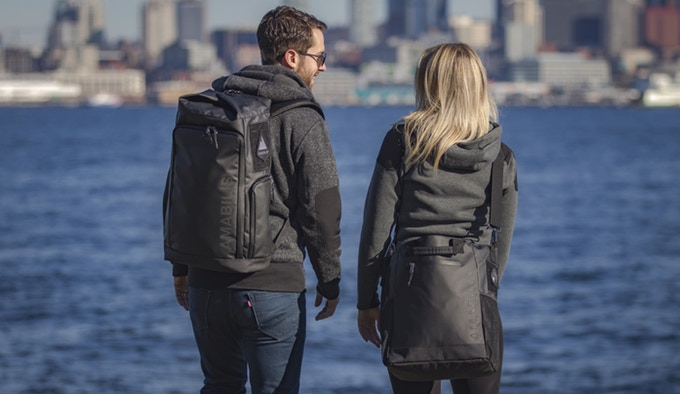 Tactical Urban Carry System – Notable crowdfunding campaign – The Gadgeteer