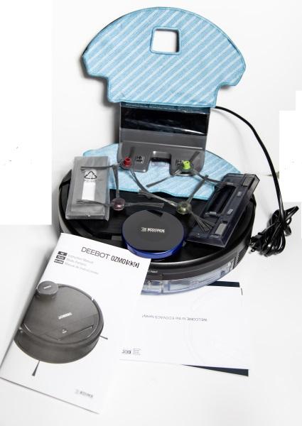 Ecovacs Robotics Deebot Ozmo 930 Vacuum Review The Gadgeteer