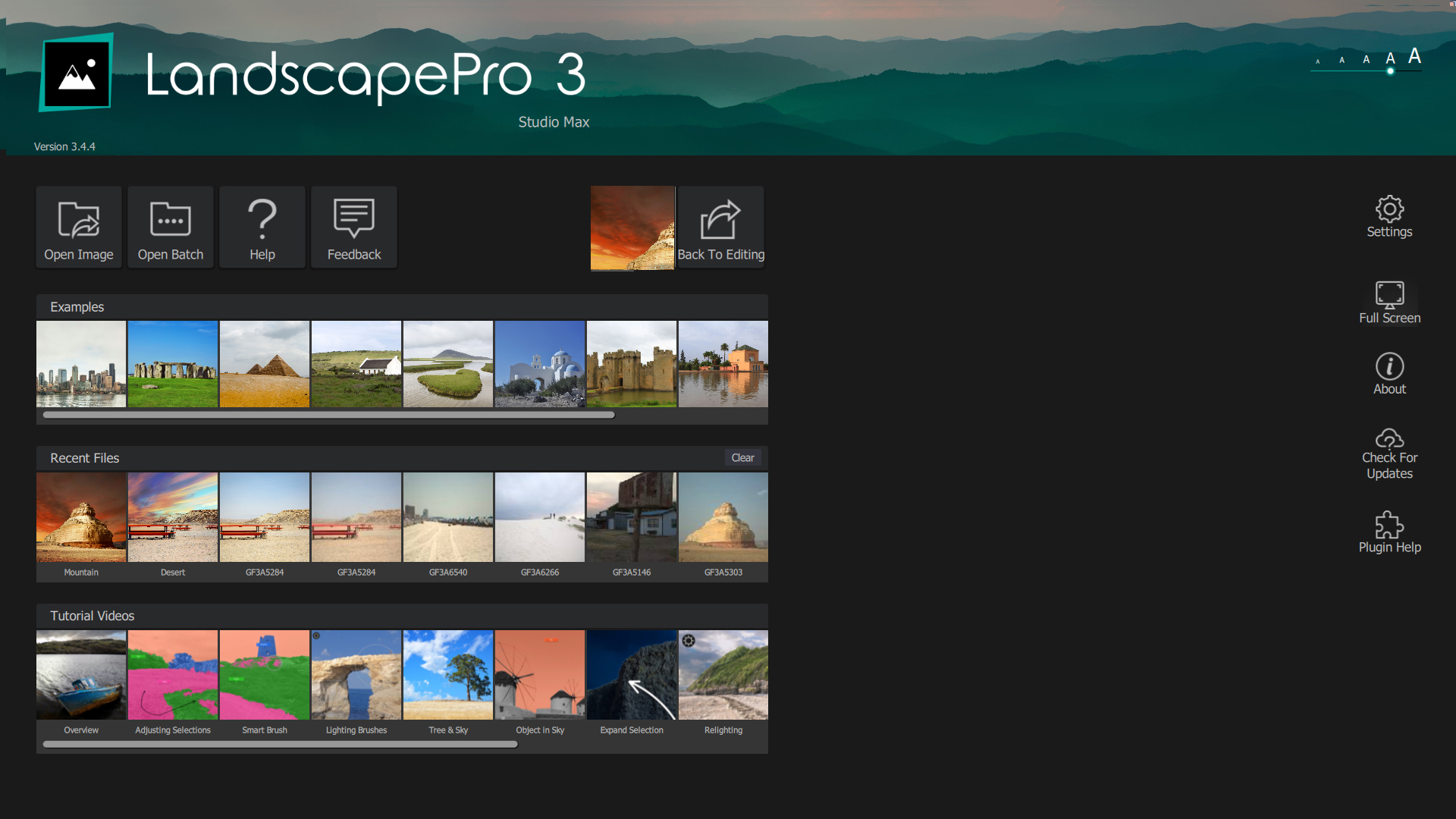 Landscape Pro Studio Max 3 photo editing software review
