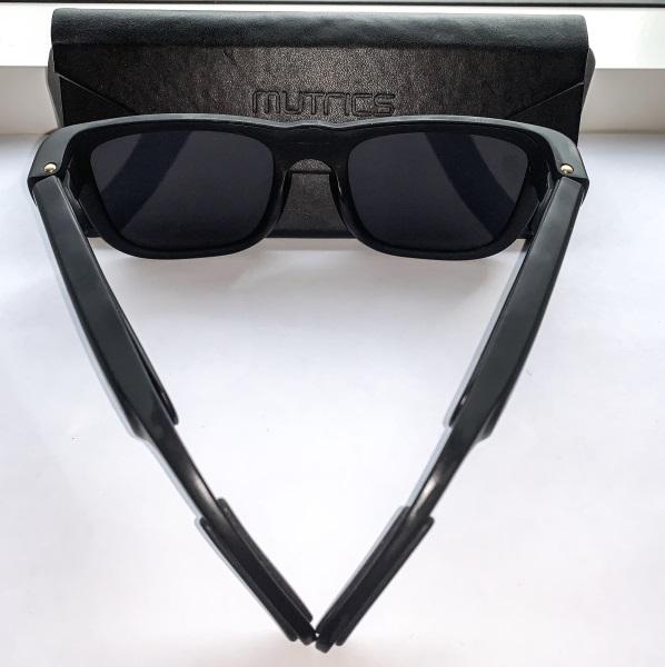 Mutrics Stylish Smart Sunglasses with Surround Sound 3