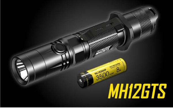 NITECORE Flashlight 1