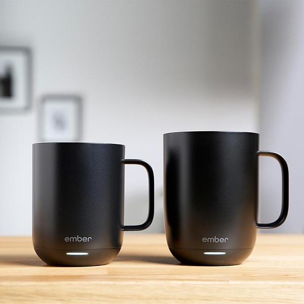 Ember introduces a larger 14oz version of its popular temperature controlled ceramic mug