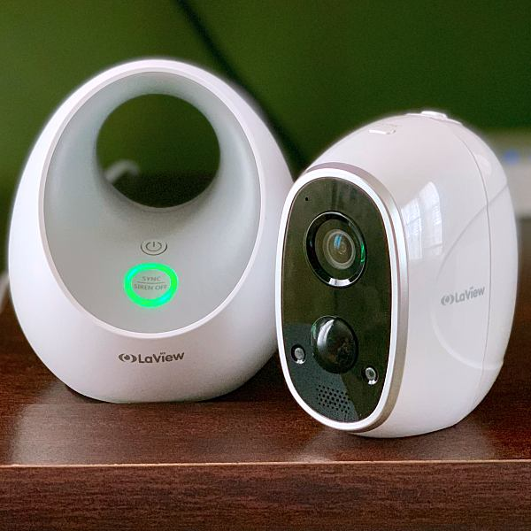 battery operated security camera reviews