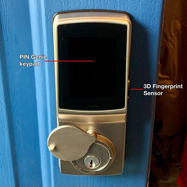 Lockly Secure Pro Deadbolt Edition smart lock review – The