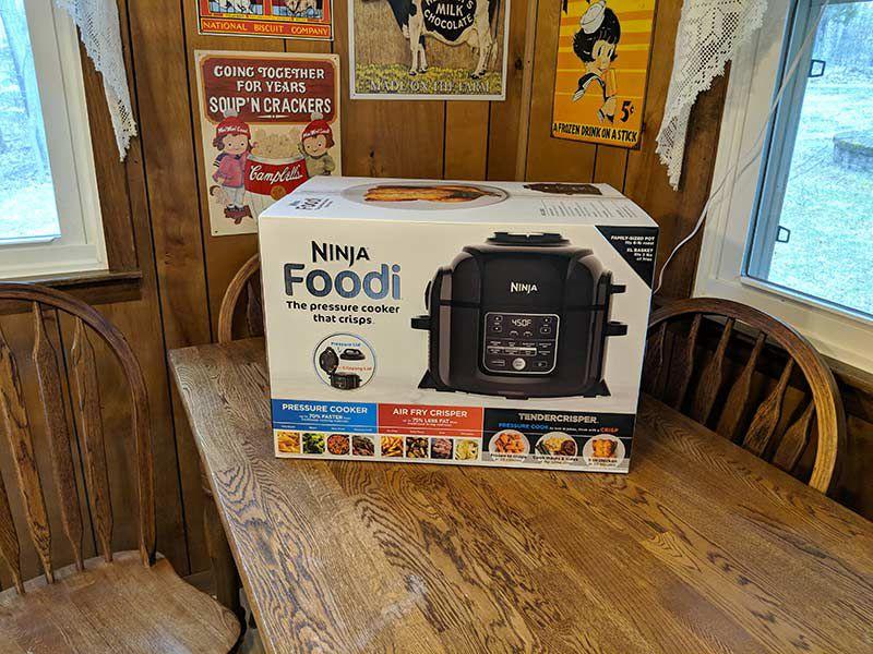 Ninja Foodi pressure cooker review