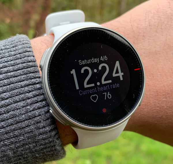 Polar Vantage V Pro multisports watch review – The Gadgeteer