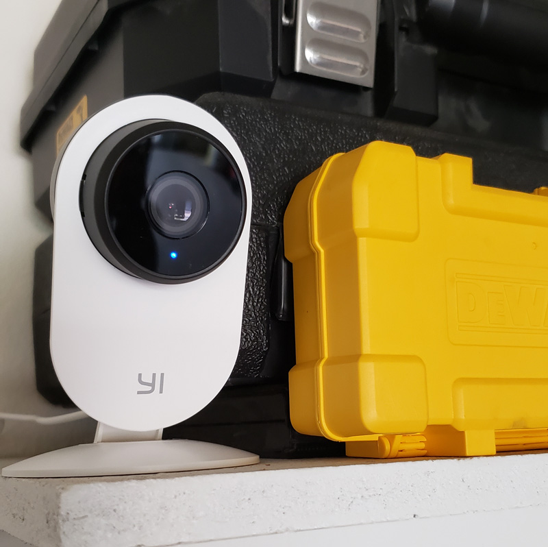 Yi Home Camera 3 review – The Gadgeteer
