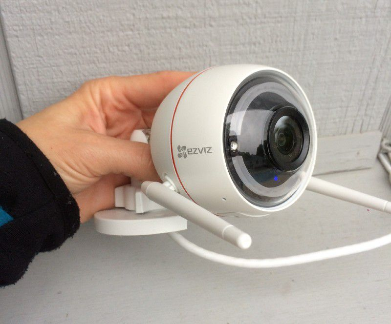 Ezviz Ctq3w Outdoor Surveillance Camera Review The Gadgeteer