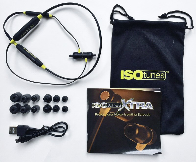 f8a18c5878c ISOtunes Xtra Bluetooth Hearing Protection Earbuds review – The ...