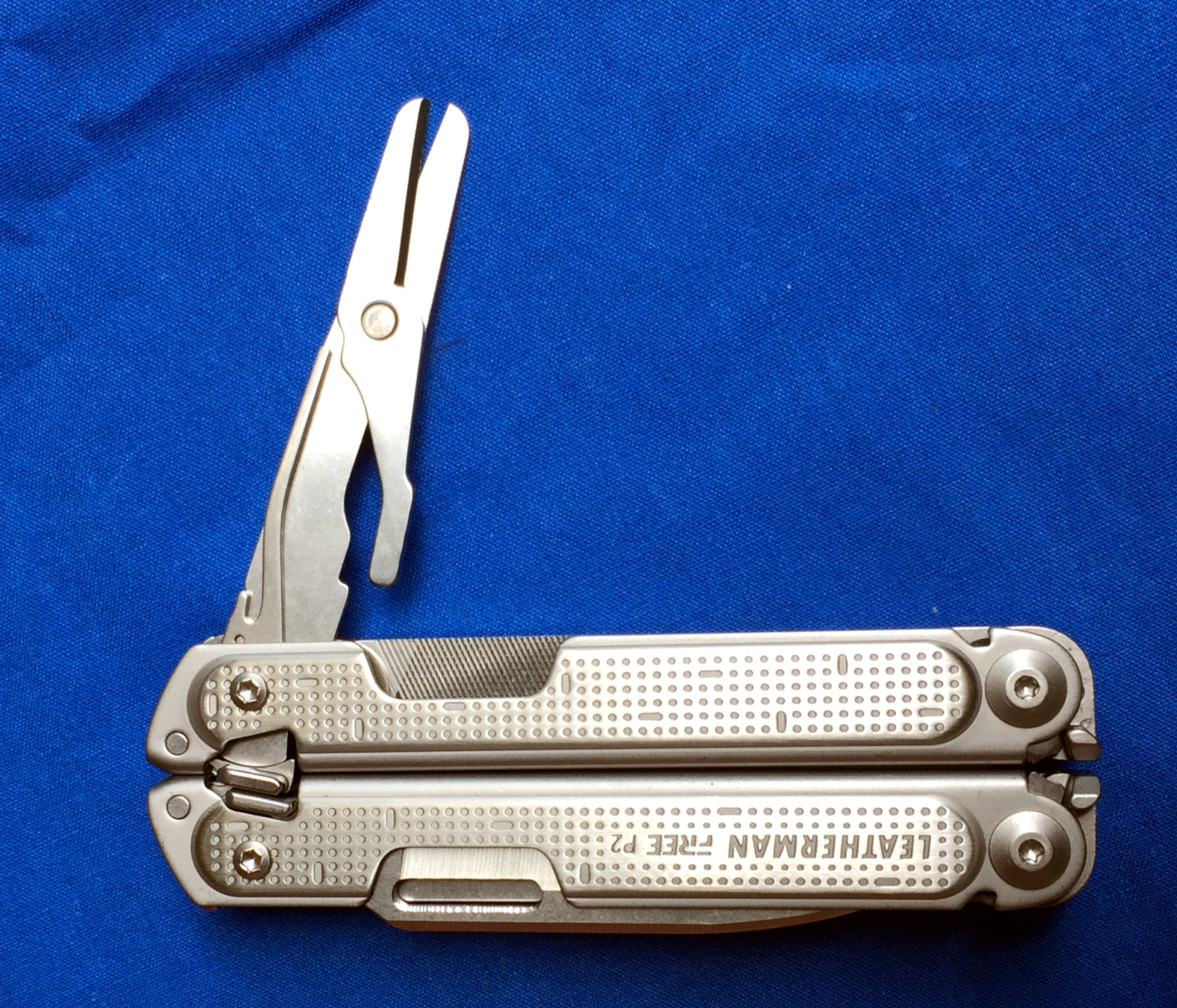 Leatherman FreeP2 08