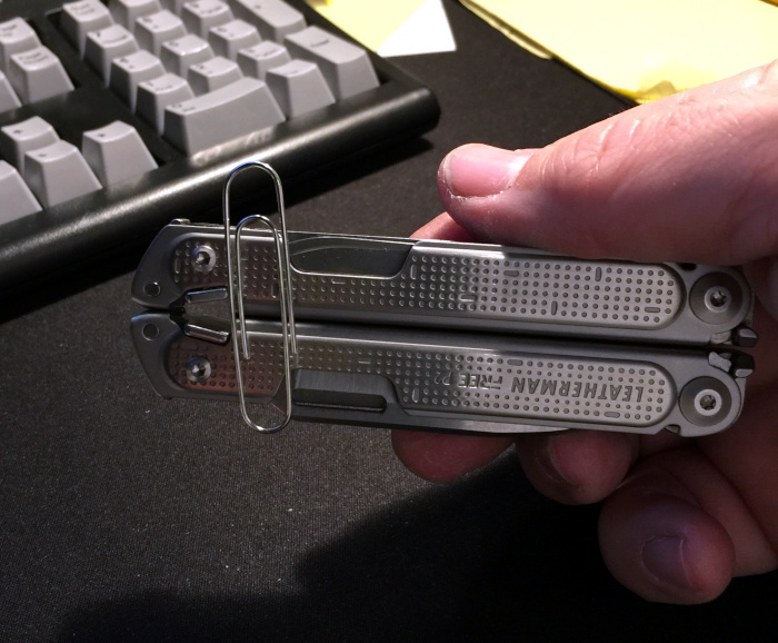 Leatherman FreeP2 22