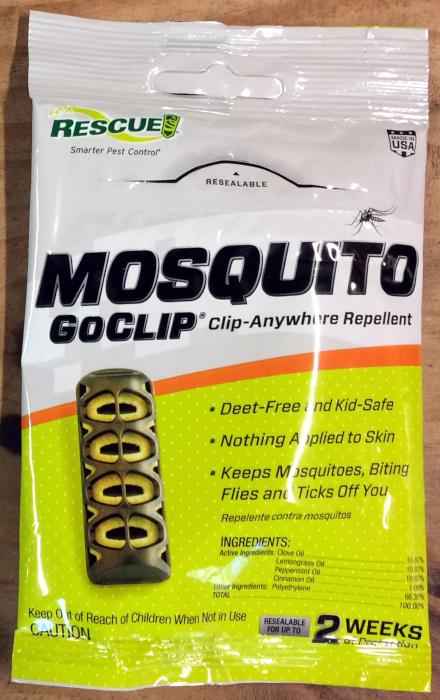 Rescue MosquitoGoClip 01