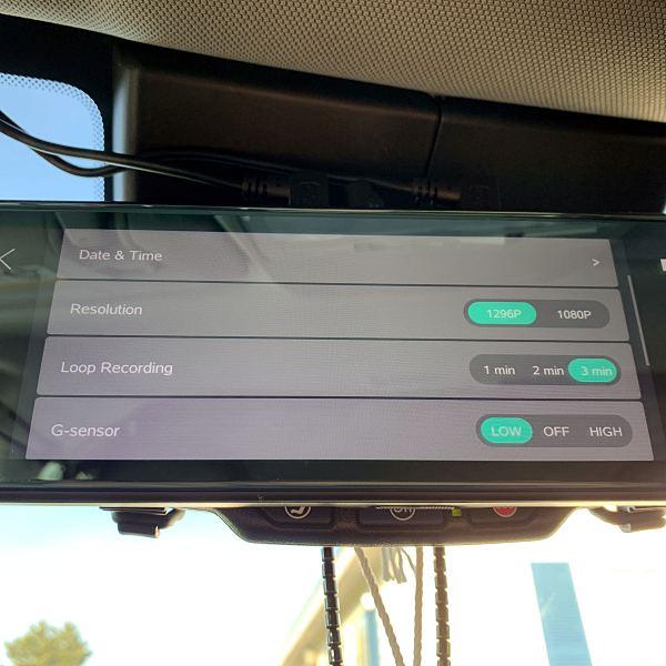 autovox x2streamingmediamirrordashcam review 10