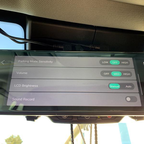 autovox x2streamingmediamirrordashcam review 11