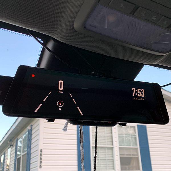 autovox x2streamingmediamirrordashcam review 12