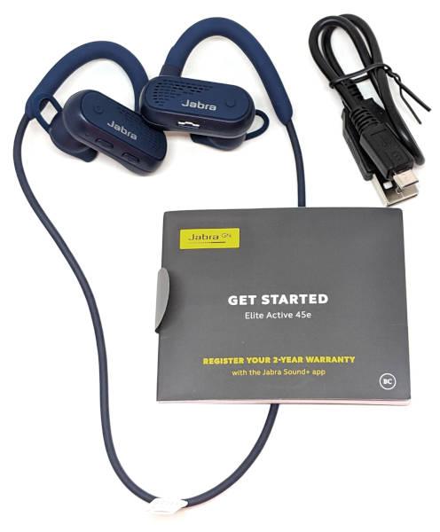 Jabra Elite 45e Wireless Bluetooth In Ear Headphones Review Bluetooth Jack Olx Yealink Bluetooth Module Bluetooth Radio Zvucnik: Jabra Elite Active 45e Wireless In-ear Sport Headphones