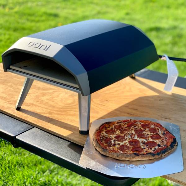 Ooni Koda Gas Powered Outdoor Pizza Oven Review The Gadgeteer