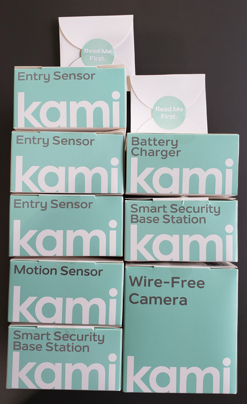 Kami home security system review – The Gadgeteer