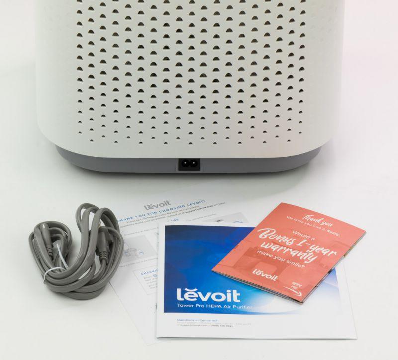 Levoit Air Purifier Review The Gadgeteer