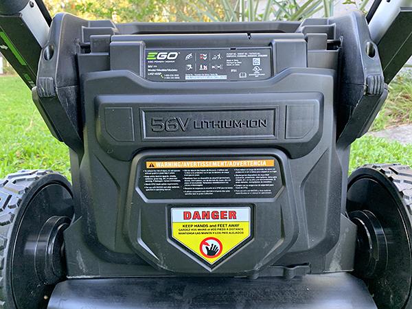 EGO 21″ Self-Propelled Peak Power electric lawn mower review