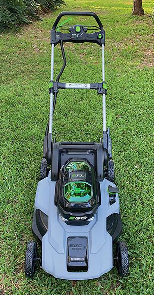Ego 21 Self Propelled Peak Power Electric Lawn Mower