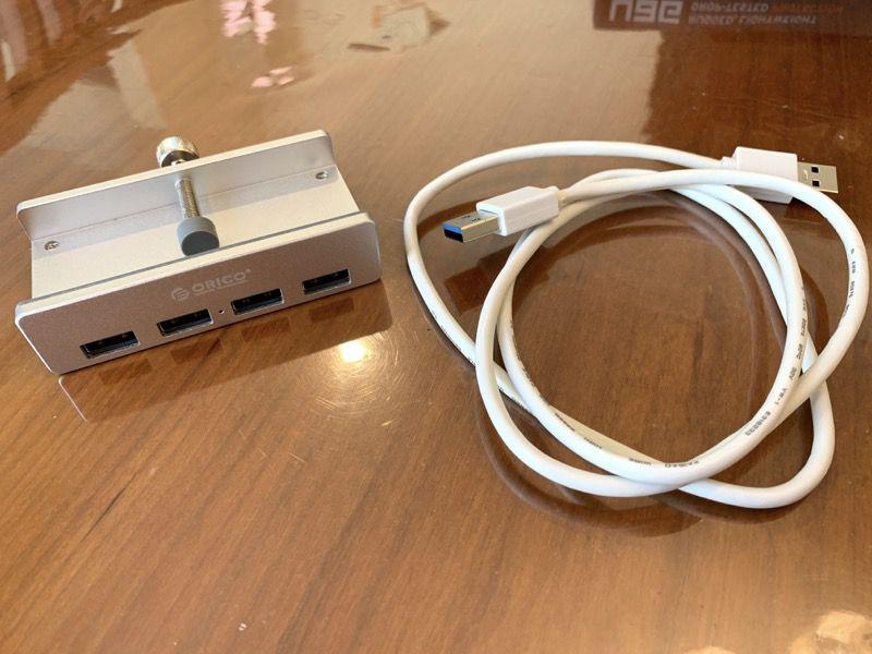 ORICO USB cliphub 03
