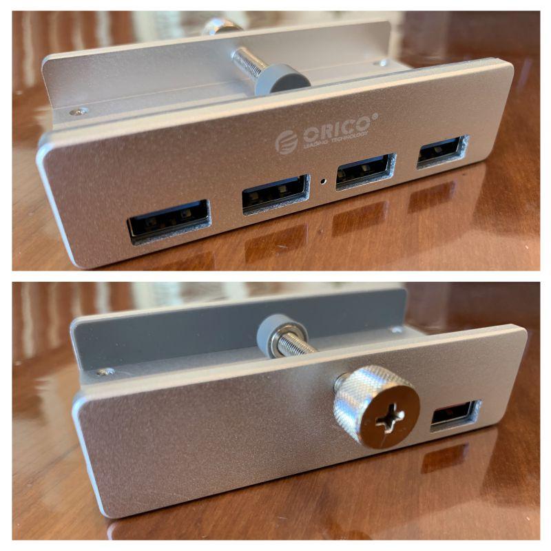 ORICO USB cliphub 05