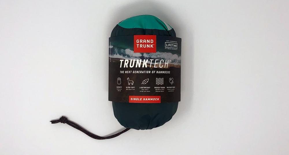 Grand Trunk Trunktech Hammock review