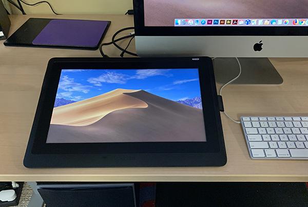 Wacom Cintiq 16 display tablet review – The Gadgeteer