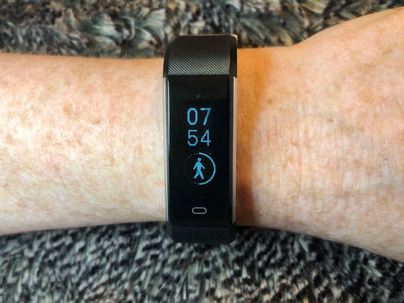 Letscom Fitness Tracker (ID115PlusHR) review – The Gadgeteer