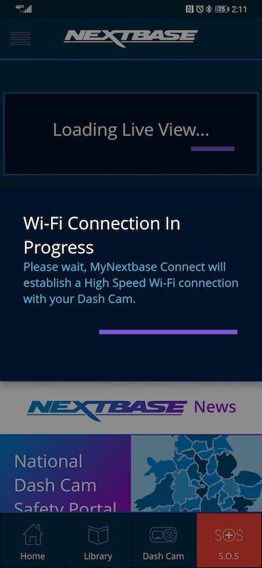 next base app