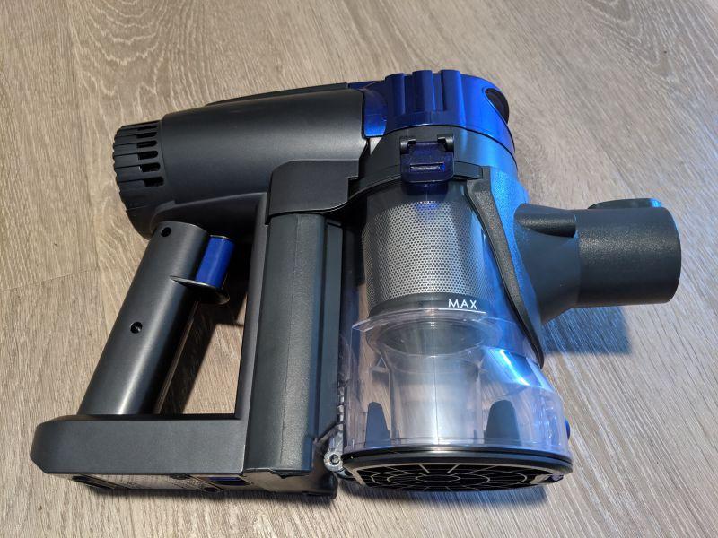 DEENKEE Cordless Vacuum Cleaner Stick review – The Gadgeteer