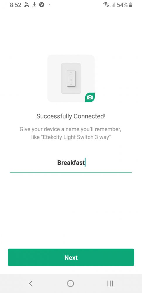Etekcity Smart WiFi Light Switch review – The Gadgeteer