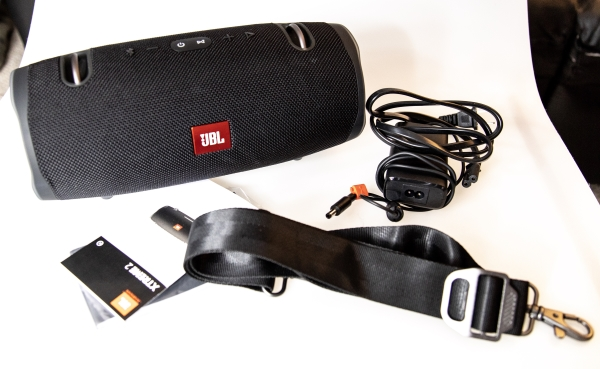 JBL Xtreme 2 Waterproof Bluetooth Speaker review – The Gadgeteer