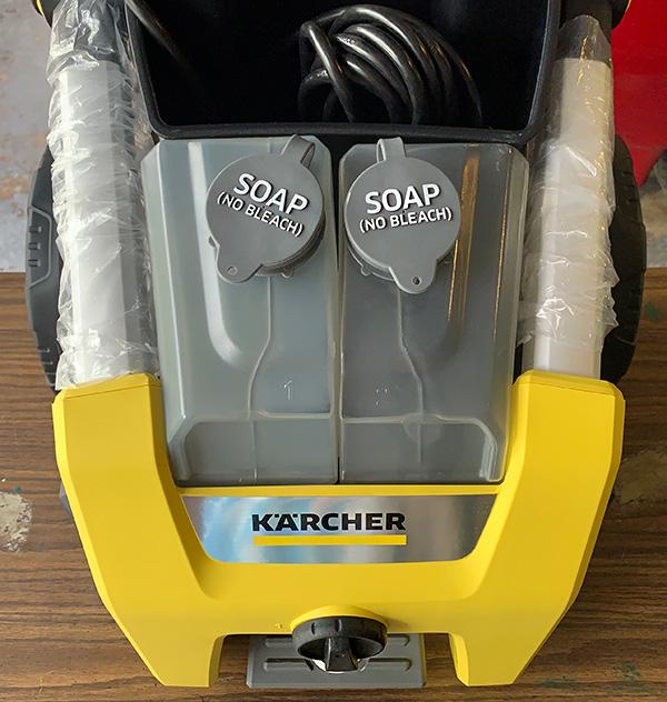 Karcher K2000 1