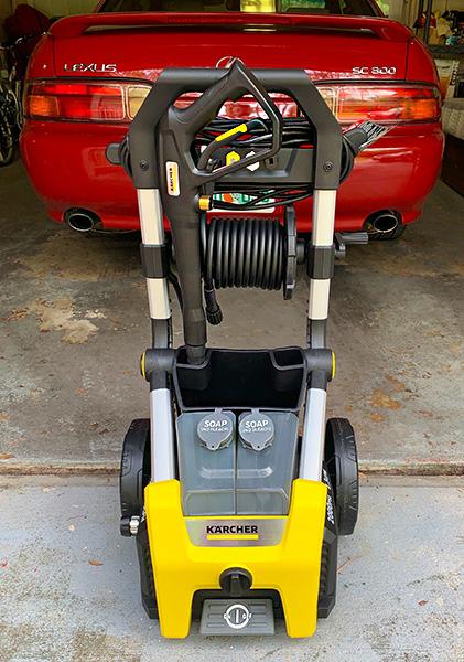 Karcher K2000 17