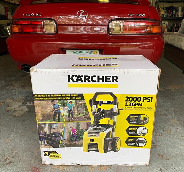 Karcher K2000 4