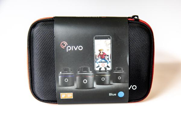 Pivo Tiny Pod camera mount review