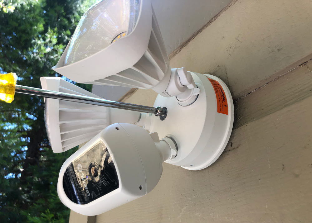 Swann Floodlight Security Camera review – The Gadgeteer