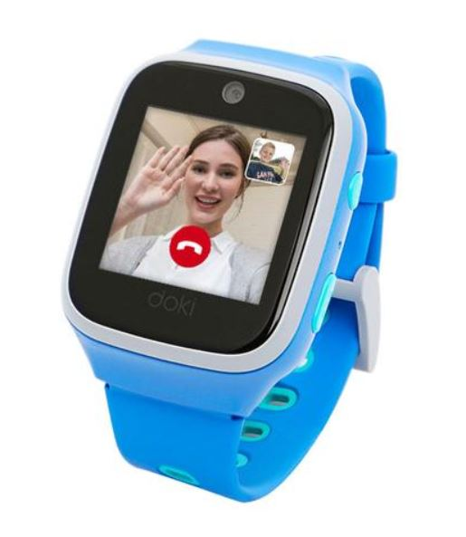 dokiPal announces a 4G LTE and voice enabled smartwatch for kids