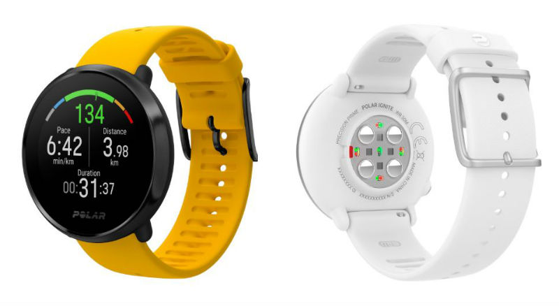 Polar's new Ignite fitness watch puts a fitness coach right on your wrist – The Gadgeteer
