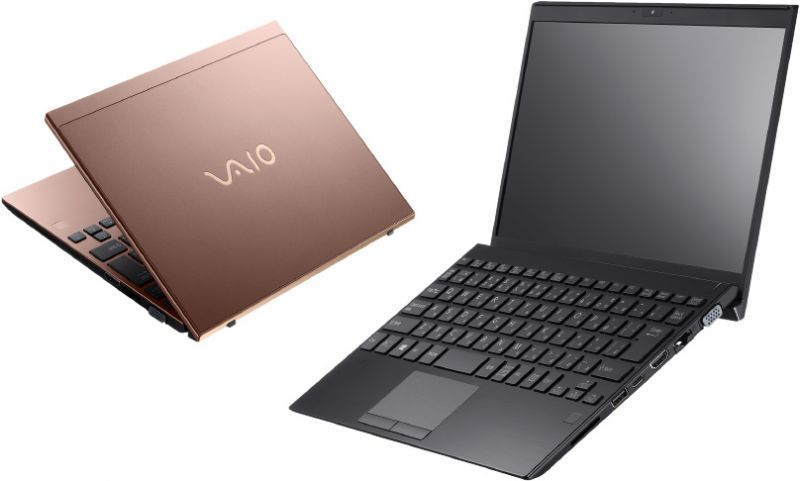 VAIO gets that more ports are more better!
