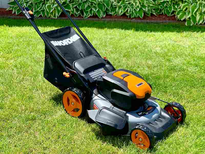 WORX 20″ 3-in-1 cordless lawnmower review