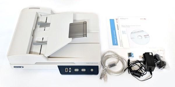 Xerox Duplex Combo Scanner review – The Gadgeteer