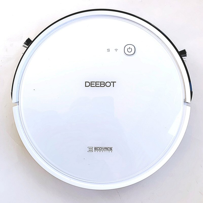 Ecovacs Deebot 600 Robotic Vacuum Cleaner Review The