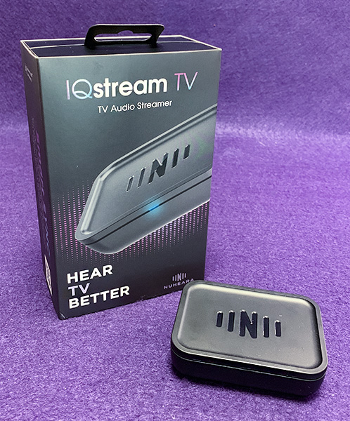 Nuheara IQstream TV review – The Gadgeteer
