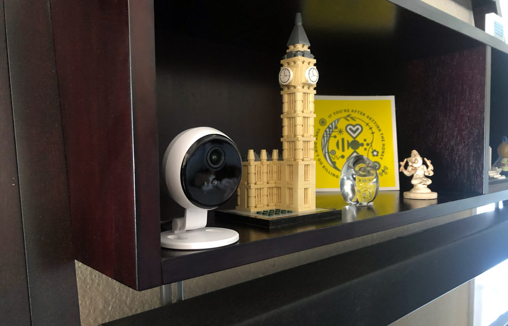 Scout Indoor Camera review – The Gadgeteer