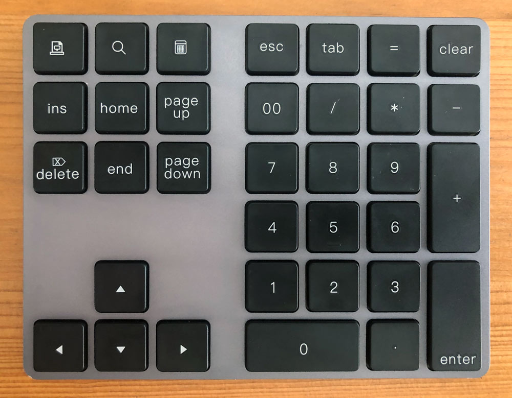 Voamoko Type-C Wireless Numeric Pad with USB Hub review – The Gadgeteer