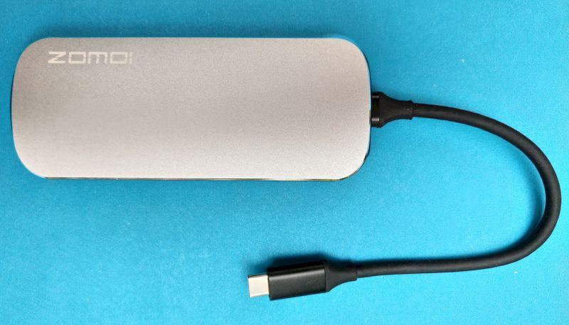 USB hub – The Gadgeteer