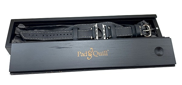 padquill lowrycuffeditionapplewatchband review 2 1